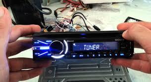 Ремонт автомобильного CD-плеера