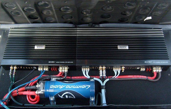 Покупка вашего первого автомобильного стереоусилителя